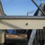 afwerking lood en zink dak